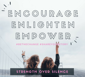 Values of Strength Over Silence