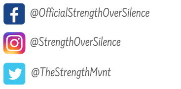 Strength Over Silence Social Media